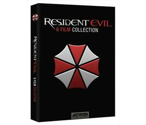 SONY PICTURES Resident Evil Collection Cofanetto 6 DVD RESIUNLTI