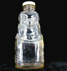 Vintage 50's Grapette Products Co. Creepy Clown Jar Coin Bank Camden AR Ball Jar
