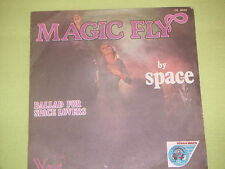 45 GIRI SPACE MAGIC FLY / BALLAD FOR SPACE LOVERS