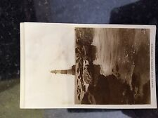 a2f postcard rp beachy head lighthouse eastbourne long view  old undated