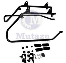 Mutazu Softail Conversion Mounts for Mounting Harley Touring Hard Bags