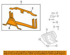 GM OEM-Radiator Support Bracket 88980513