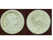 PORTUGAL 1  escudo  1927