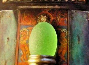 Divine Goddess Wish Giving Green Tara Buddha JEWEL Chintamani,Cintamani,orb,set,