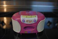 1999 Barbie mini BoomBox MATTEL By Kiddie Signs