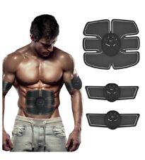 Muscle Toner, basein abdominale Tonifiant Ceinture EMS ABS Trainer, Portable Fitness TRA