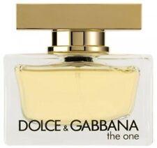 Treehouse: D&G Dolce & Gabbana The One EDP Tester Perfume For Women 75ml