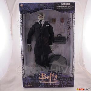 "Buffy the Vampire Slayer Sideshow 12"" Hush Gentlemen concrete floor - worn box"