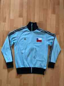 Adidas Chile Rare Retro Track Top Jacket / Football Team