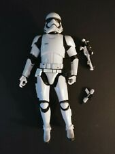 Loose Star Wars Black Series 6 inch: First Order Storm Trooper