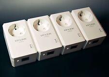 TP-link tl-pa 2010 pkit/tl-pa2010p 200 Mbps nano Powerline adaptador 4er