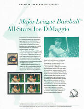 #900 (45c) Forever Joe DiMaggio #4697 USPS Commemorative Stamp Panel