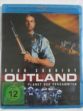 Outland - Planet der Verdammten - James Bond 007 Sean Connery auf Jupiter Mond