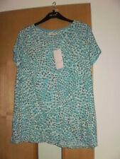 M & S Per Una Peplum T-Shirt Top Size 14 BNWT