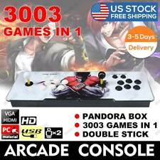 2D&3D 2706&3003 Games in 1 Newest Pandore Box  Home Arcade Console HD US Stock