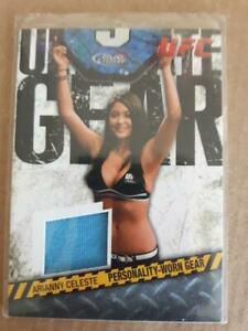 Arianny Celeste 2009 Topps UFC Round 2 Relic Card #100/199