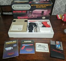 Nintendo Entertainment System Action Set Console with box