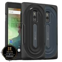 For OnePlus 2 Two Heavy Duty Shockproof Protection Hybrid Case Cover Skin Black