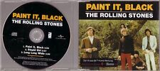 """ROLLING STONES """"Paint it, Black"""" 3 Track CD T - Home Hit"""