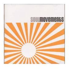 SOUL MOVEMENTS / SOULMOVEMENTS - BENZ STREET RECORDS SAMPLER - CD - OVP