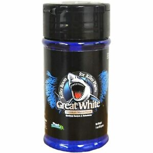 Great White - Premium Mycorrhizae Strong Root Boost Protection 1 Fluid Oz/28.3g