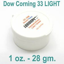 DOW CORNING 33 LIGHT Grease Paintball Marker Lube Lubricant Sleek Smart Parts