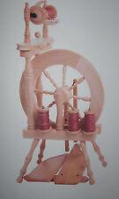 Ashford Traveler Dd Dt Spinning Wheel & $65.00 Bonus Merchandise