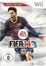 FIFA 14 pour wii