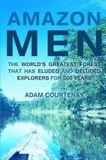 Amazon Men by Adam Courtenay (2015, Paperback)