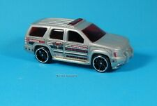2012 Hot Wheels Loose '07 Chevy Tahoe Gray Multi Pack Exclusive Official Dragway
