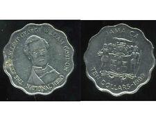 JAMAIQUE  10 teen dollars  1999  ( bis )