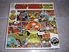 Cheap Thrills Big Brother & the Holding Company LP 1st Press 360 Sound 1B/1D