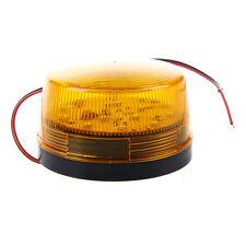 12V Security Alarm Strobe Signal Safety Warning Blue/Red Flashing LED Light V6K6