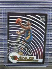 2020-21 Donruss Optic Zion Williamson T-Minus 3,2,1 #8 Pelicans E856