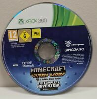 Minecraft Story Mode The Complete Adventure Episodes 1-8 (Disc Only) Xbox 360
