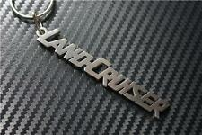 LAND CRUISER Keyring Schlüsselring keychain AMAZON V6 TROOP V8 SUV 4 WHEEL DRIVE