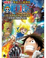DVD One Piece Heart Of Gold The Movie