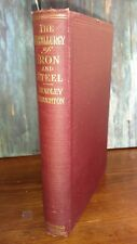 THE METALLURGY OF IRON AND STEEL BY BRADLEY-STOUGHTON 1923 MCGRAW HILL