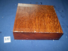 Yaya afrikanisches Hartholz  Drechselholz   190 x 190 x 52 mm   Nr. 800