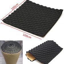 10mm Innenraum Dach Kofferraum Schalldämmung Schaum Flammschutzmittel 100X100 cm