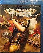Almighty Thor (Blu-ray Disc, 2011) NEW SEALED