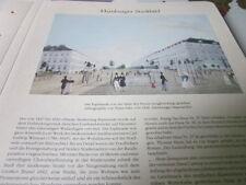 Archivio Amburgo 1 immagine città 1078 espanade di jungernstieg da 1830 Peter Suhr