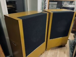"""Tannoy Lockwood Major. """"Early Monitor Gold 15"""". SUPER RARE!!!"""