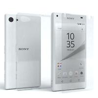 Eazy Case Sony Xperia Z5 Compact Hülle Schutzhülle Handy Silikon + Schutzglas