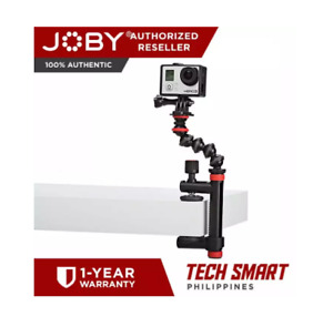 JOBY Action Clamp & GorillaPod Arm for GoPro and Other Action Video Cameras