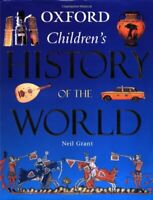 Oxford Children's History of the World by Grant, Neil Hardback Book The Fast