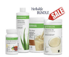 HERBALIFE FORMULA 1 SHAKE MIX, PROTEIN SHAKE, ALOE CONCENTRATE AND HERBAL TEA!!!