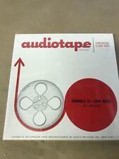 AUDIOTAPE - Convenient C-Slot Reel - Formula 15 - Low Noise - NEW SEALED