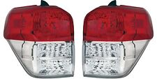 2010 2011 TOYOTA 4RUNNER TAIL LAMP LIMITED/SR5 MODEL LEFT AND RIGHT PAIR SET