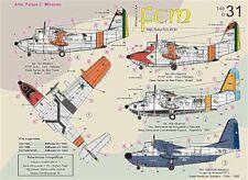 FCM 1/144 Grumman HU-16B Albatross # 44031